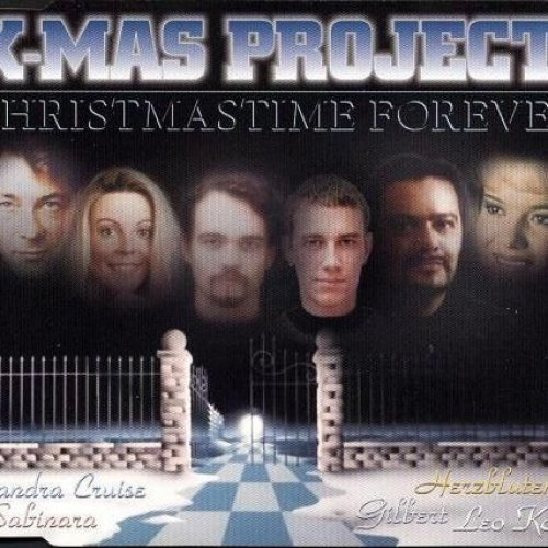 Bild 1: X-Mas Project (Sandra Cruise, Leo Korn..), Christmastime forever (1 track)