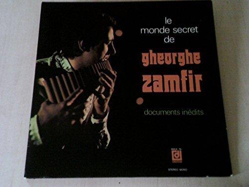 Bild 1: Gheorghe Zamfir, Le monde secret de