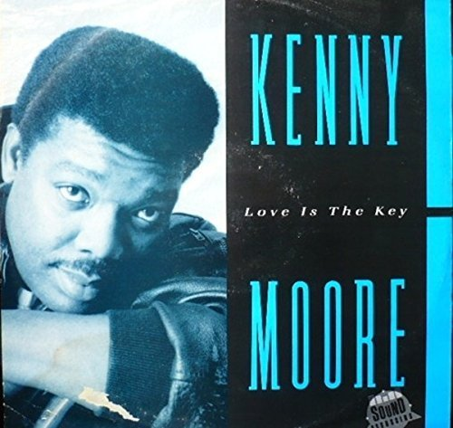 Bild 1: Kenny Moore, Love is the key (UK, 4 versions, 1989, meets The Sound Assassins)