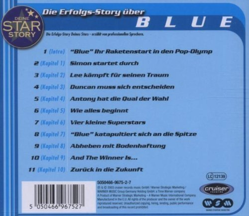 Bild 2: Blue, Die Erfolgs-Story über Blue (spoken in German)