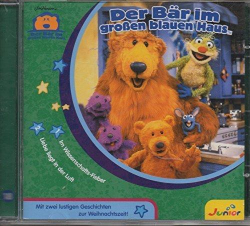 Bild 1: Der Bär im großen blauen Haus, 18-Im Wissenschafts-Fieber/Liebe liegt in der Luft