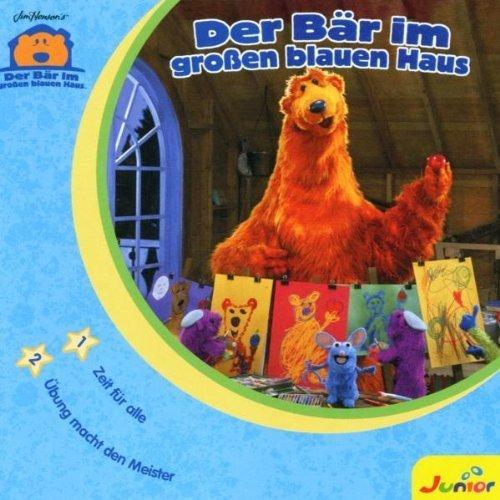 Bild 1: Der Bär im großen blauen Haus, 10-Zeit für alle/Übung macht den Meister