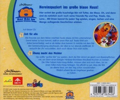 Bild 2: Der Bär im großen blauen Haus, 10-Zeit für alle/Übung macht den Meister