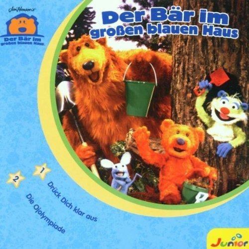 Bild 1: Der Bär im großen blauen Haus, 09-Drück dich klar aus/Die Ojolympiade