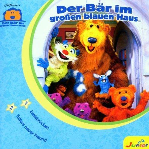 Bild 1: Der Bär im großen blauen Haus, 14-Eselsbrücken/Tutters neuer Freund