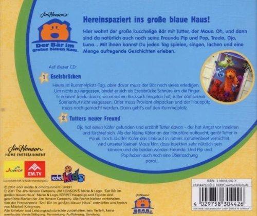 Bild 2: Der Bär im großen blauen Haus, 14-Eselsbrücken/Tutters neuer Freund
