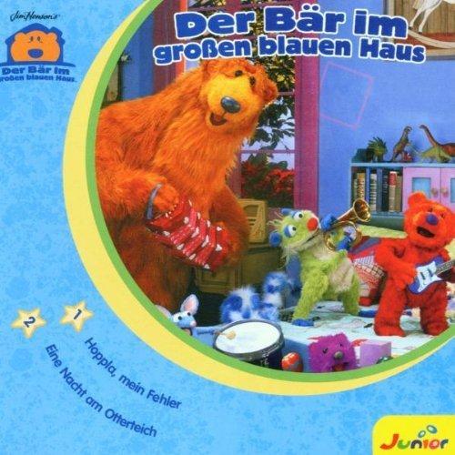 Bild 1: Der Bär im großen blauen Haus, 08-Hoppla, mein Fehler/Eine Nacht am Otterteich