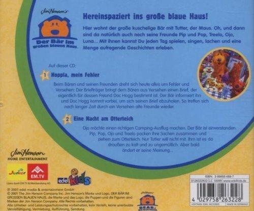 Bild 2: Der Bär im großen blauen Haus, 08-Hoppla, mein Fehler/Eine Nacht am Otterteich