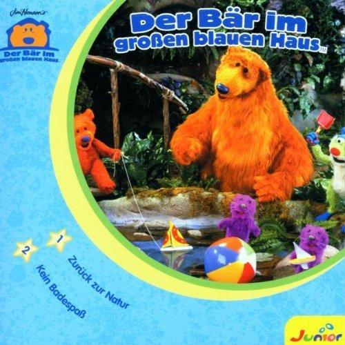 Bild 1: Der Bär im großen blauen Haus, 13-Zurück zur Natur/Kein Badespaß