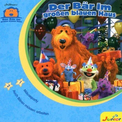 Bild 1: Der Bär im großen blauen Haus, 05-Mäuseparty/Auch Bären müssen arbeiten
