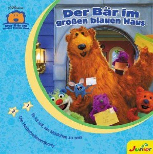 Bild 1: Der Bär im großen blauen Haus, 12-Es ist toll, ein Mädchen zu sein/Die Herbstvollmondparty