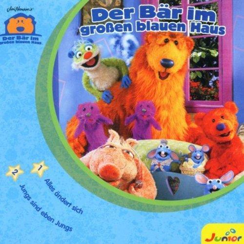 Bild 1: Der Bär im großen blauen Haus, 11-Alles ändert sich/Jungs sind eben Jungs
