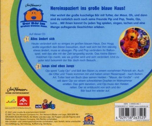 Bild 2: Der Bär im großen blauen Haus, 11-Alles ändert sich/Jungs sind eben Jungs