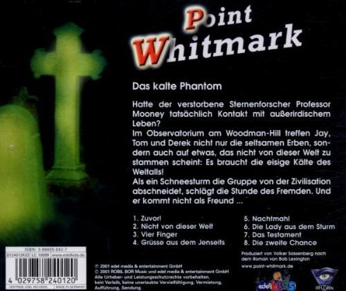 Bild 2: Point Whitmark, 06-Das kalte Phantom