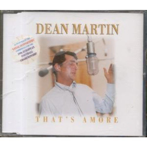 Bild 1: Dean Martin, That's amore (3 tracks, commercial for 1996 European Football Championchip)