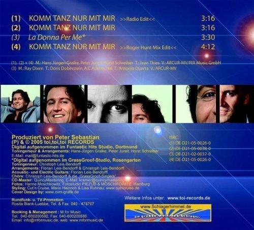 Bild 2: Gino D'oro, Komm tanz nur mit mir (2005)