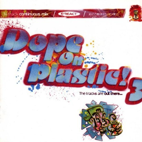 Bild 1: Dope on Plastic 3 (1996, UK), Masters at Work, Midfield General vs Cut Le Roc, Word Up, Turntable Terranova, Funky Fresh Few..