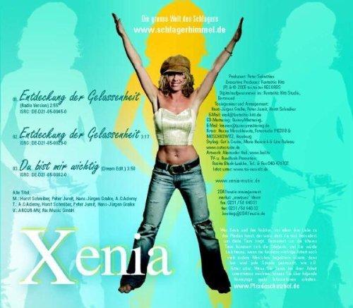 Bild 2: Xenia, Entdeckung der Gelassenheit (2005)