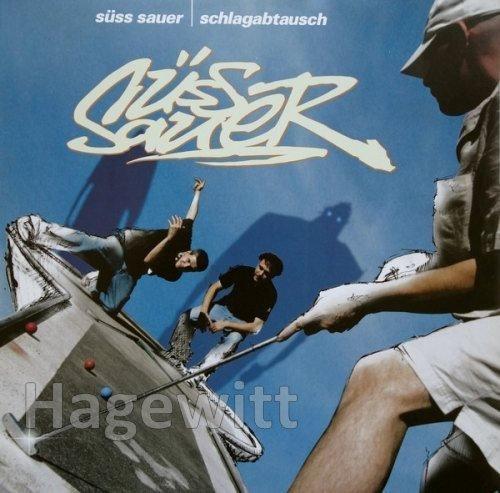 Bild 1: Süss Sauer, Schlagabtausch (7 tracks, 2001)