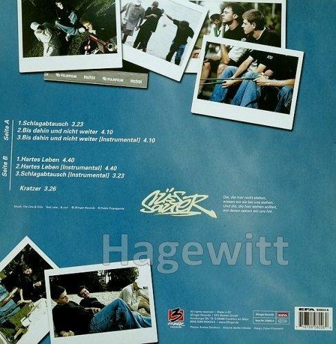 Bild 2: Süss Sauer, Schlagabtausch (7 tracks, 2001)