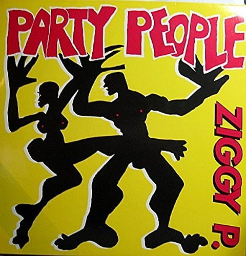 Bild 1: Ziggy P., Party people (1991)