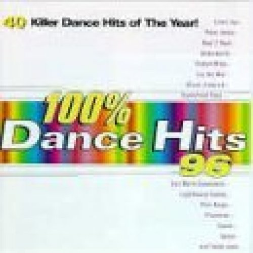 Bild 1: 100% Dance Hits 96, Backstreet Boys, Peter Andre, Livin' Joy, Gat Decor, Ant & Dec, Kadoc, Frank O'Moiraghi..