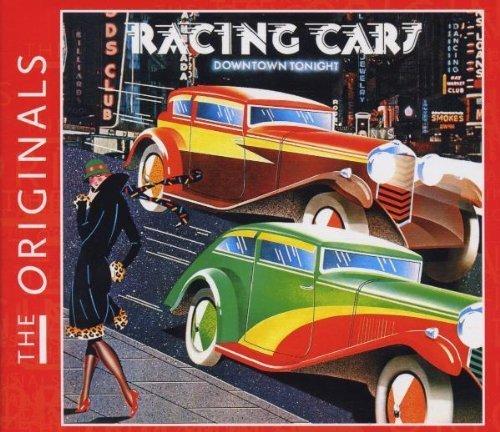 Bild 1: Racing Cars, Downtown tonight (1976)