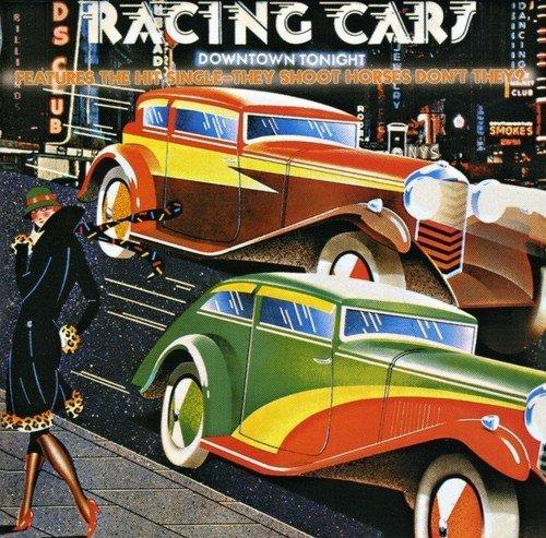 Bild 3: Racing Cars, Downtown tonight (1976)