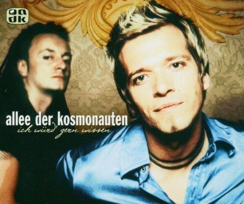 Bild 1: Allee der Kosmonauten, Ich würd' gern wissen/Glücklich sein (Waldbühnen-Mix, 2004, plus 2 live videos)