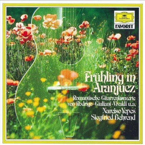 Bild 1: Frühling in Aranjuez-Romantische Gitarrenkonzerte (DG), Narciso Yepes, Siegfried Behrend, English Chamber Orchestra..