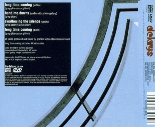 Bild 2: Delays, Long time coming (DVD-Single, 2004)