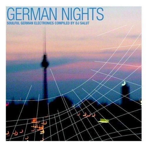 Bild 1: German Nights-Soulful Electronics (2003, comp. by DJ Salut), Hans Nieswandt, Trüby Trio feat. Marcus Begg, Joy Denalane, Common feat. Mary J. Blige, Hildegard Knef, Fanta 4..