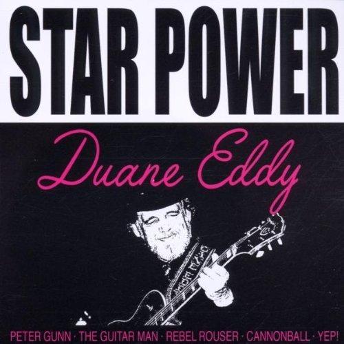 Bild 1: Duane Eddy, Star power (18 tracks, 2002)