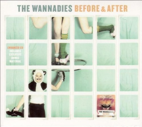 Bild 1: Wannadies, Before & after (2003)