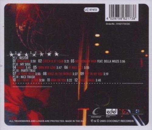 Bild 2: Haddaway, Pop splits (2005)