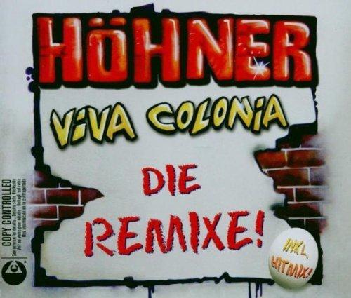 Bild 1: Höhner, Viva Colonia-Die Remixe! (2003)