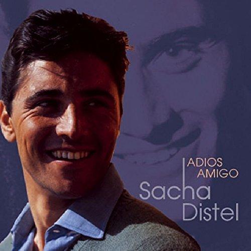 Bild 1: Sacha Distel, Adios amigo (Bear Family)