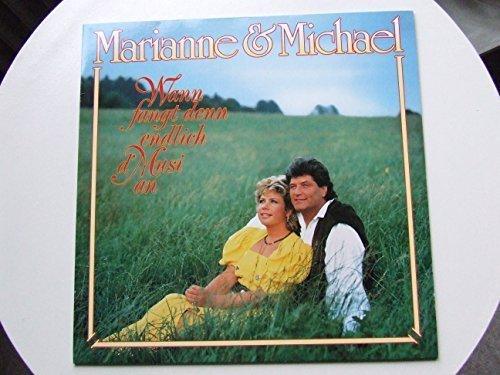 Bild 1: Marianne & Michael, Wann fangt denn endlich d'Musi an (1991)