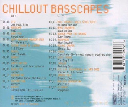 Bild 2: Chillout Basscapes (1999), Future Sound of London, Tosca, Black Dog, Recoil Jammin Unit, Kushti..