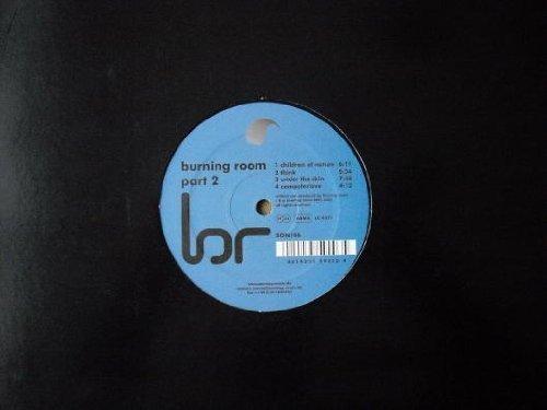 Bild 1: Burning Room, Part 2 (4 tracks, 2002)