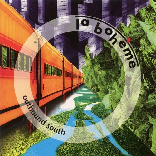 Bild 1: La Boheme, Outbound south (1993, feat. Randy Brecker)