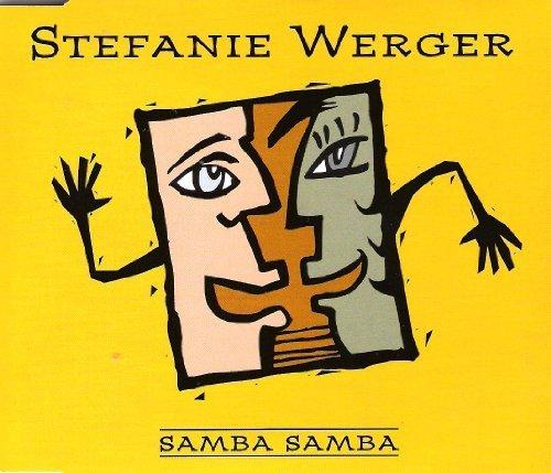Bild 1: Stefanie Werger, Samba Samba (1 track, 1998/99)