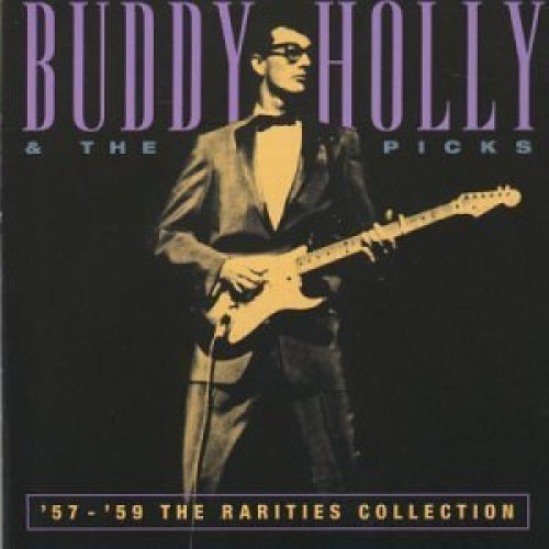 Bild 1: Buddy Holly, '57-'59 the rarities collection (19 tracks, & The Picks)