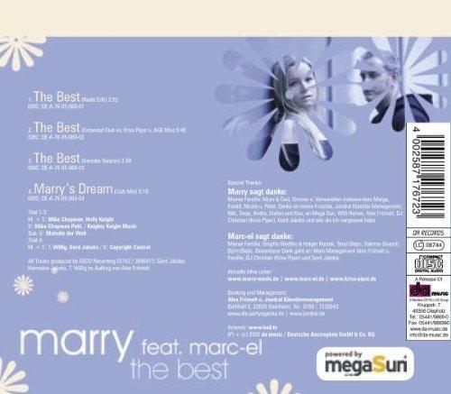 Bild 2: Marry, Best (2005, feat. Marc-el)