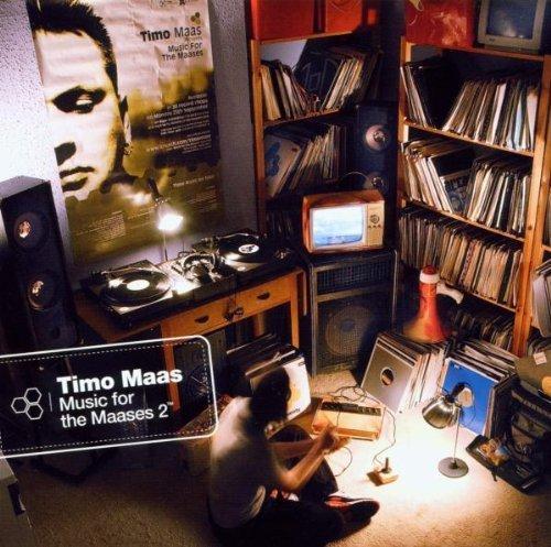 Bild 1: Timo Maas, Music for the masses 2 (2003, CD/DVD)