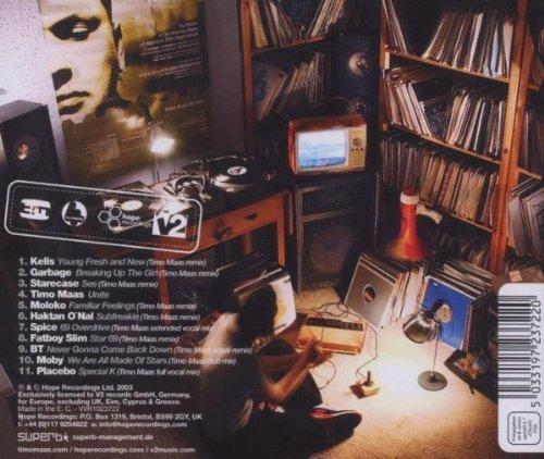Bild 2: Timo Maas, Music for the masses 2 (2003, CD/DVD)