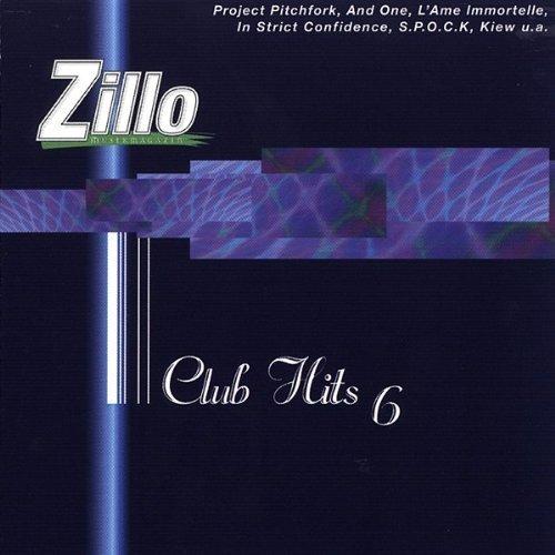 Bild 1: Zillo Club Hits 06 (2001), Red Flag, Philtron, Assemblage 23, Lights of Euphoria, Neurotic Fish, Megadump..