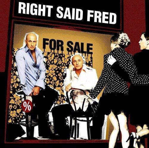 Фото 1: Right said Fred, For sale (2006)