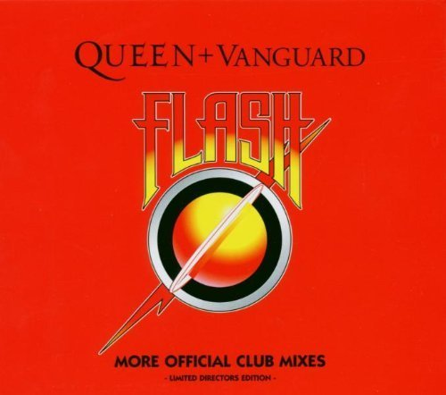 Bild 1: Queen, Flash-More Official Club Mixes-Ltd. Directors Edition (2002, digi, & Vanguard)