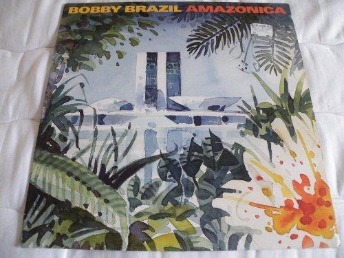 Bild 1: Bobby Brazil, Amazonica (4 tracks, 2004)